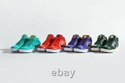 Nike Kobe 4 Protro Invaincu Pack Taille 8.5 Flambant Neuf! 100% Authentique