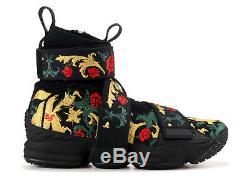 Nike Lebron 15 X Kith Lifestyle Ao1068 001 Manteau Kings Kings Taille 7.5 Tout Neuf