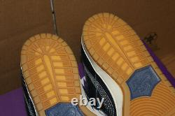 Nike Sb Dunk Low Sashiko Cv0316-400 Taille 9 Flambant Neuf