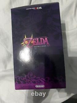 Nintendo 3ds Majors Mask Limited Edition Flambant Neuf