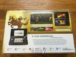 Nintendo 3ds Nouveau Brand Legend Of Zelda 25th Anniversary System Edition Limitée