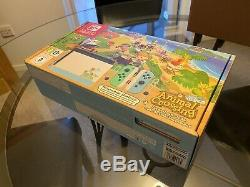 Nintendo Commutateur Animal Crossing New Horizons Limited Edition Brand New Day Nxt