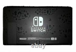 Nintendo Switch Animal Crossing Edition Limitée Comprimé Seulement Neuf