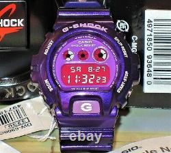 Nouveau Casio G-shock Dw-6900cc-6 Crazy Colors Rare Mens Limité Véritable