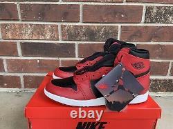 Nouveau Nike Air Jordan 1 Retro High 85 Varsity Rouge Hommes Taille 11.5