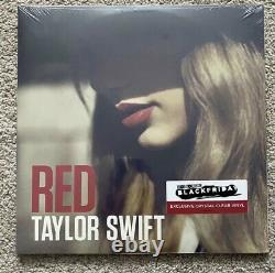 Nouveau Taylor Swift Red Rsd Edition Limitée Vinyle Clair Numéroté