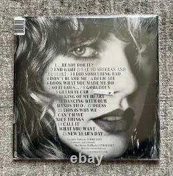 Nouveau Taylor Swift Reputation Limited Edition Fye Orange 2x Vinyl Lp