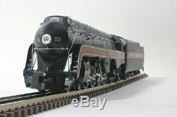 Nouveaux Modèles Sunset En Laiton 3 Rails En Laiton N & W K-2a Tmcc