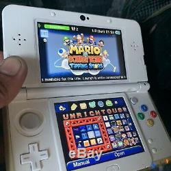 Nouvelle Nintendo XL De Snes Limited Edition (tout Neuf)