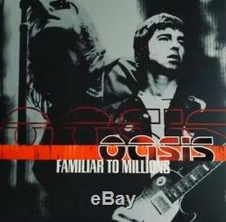 Oasis. Des Millions Familier. Triple 12 Vinyl. Brand New Sealed