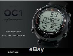Oceanic Oc1 Édition Limitée Montre Au Poignet Neuf Dans Une Boîte Originale