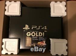 Or Sony Ps4 Bundle Taco Bell Limited Edition Console Marque Nouveau, Scellé
