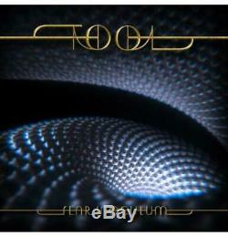 Outil Fear CD Deluxe Version Inoculum Limited Edition Pre-order Tout Neuf