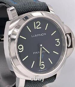 Panerai Luminor Base Logo Pam 774 Steel 44mm Montre Homme Pam00774 Marque Neuve