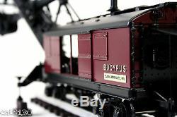 Pelle À Vapeur Bucyrus Sur Rail 1/48 Twh # 021-08001 Neuf