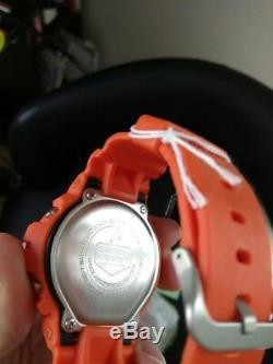 Rare Limited Edition G-shock Dw-6900-mm4 Orange Nouvelles Couleurs Crazy