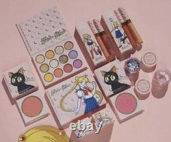 Sailor Moon X Colourpop Complet Full Set Limited Edition Brand New In Hand