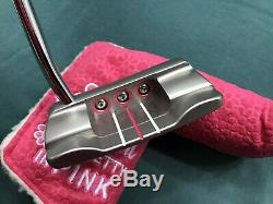 Scotty Cameron Limited Edition 2010 My Girl Pretty In Pink Putter Tout Neuf