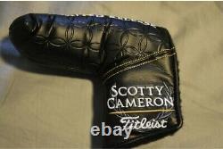 Scotty Cameron Teryllium T22 Newport Tei3 Limited Edition 35 Rh Flambant Neuf