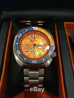 Seiko Srpc95k1 Prospex Nemo Tortue Limited Edition Collector Brand New