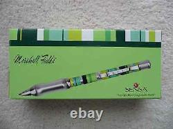 Sensa Marshall Fields Limited Edition Pen, Tout Nouveau Dans La Boîte, Hors De La Production