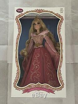 Sleeping Beauty 17 Aurora Princesse Limited Edition 5000 Poupée Disney Neuf