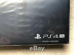 Sony Playstation 4 Pro 500 Millions De Limited Edition 2 To Brand New Scellé En Usine