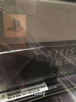 Sony Psp 2000 Final Fantasy VII Crisis Core 7 Limited Edition Bundle (marque-nouveau)