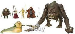 Star Wars Black Series Jabba Rancor Pit Set Hasbro Limited Edition Flambant Neuf