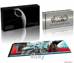 Star Wars The Skywalker Saga, Édition Limitée 4k Uhd Flambant Neuf Et Scellé 24h