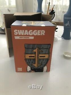 Swaggersouls Youtooz Figurine De Collection Misfits (limited Edition) Marque Nouveau
