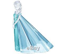 Swarovski Disney Elsa Limited Edition Tout Neuf Dans La Boîte # 5135878 Enregistrer Frozen $ F / S