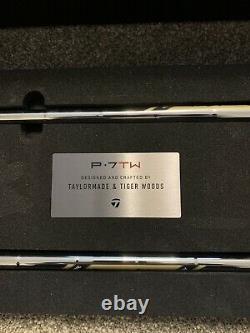 Taylormade P7tw Irons 4-pw Edition Limitée X100 Arbres En Or Dynamique (marque Nouveau)