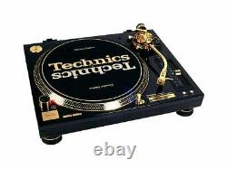 Technics Sl-1200 Gld Limited Gold Edition (flambant Neuf // Sealed Box)