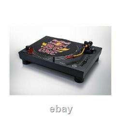 Technics Sl-1210 Mk7r Red Bull Limited Edition Paire De Platines Flambant Neuf