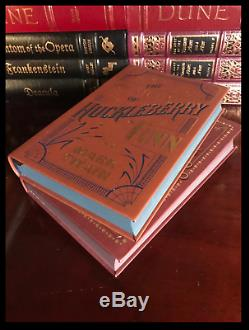 Ten 10 Volume Leather Bound Matching Set Nouvelle Collection Classique Histoires
