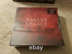 The Eagles Legacy 15 Lp Vinyl Coffret Scellé Et Flambant Neuf