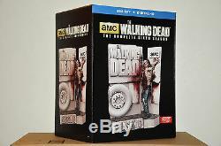 The Walking Dead Saison 6 Blu-ray Edition Collector Limitée Neuve