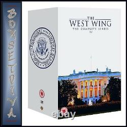 The West Wing The Complete Series Seasons 1-7 Coffret DVD Flambant Neuf