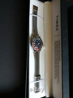 Timex Q Réédition Quartz Limited Edition Marque Nouveau
