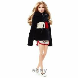 Tommy Hilfiger X Gigi Hadid Barbie Doll Nouvelle Marque Fpv63