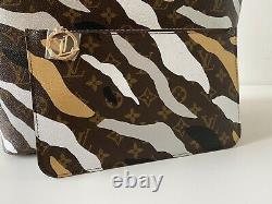 Tout Neuf Authentique Louis Vuitton Lvxlol Neverfull MM Mini Sac Bandoulière M45201