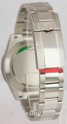 Tout Neuf Entièrement Stickered Rolex Cosmograph Daytona 116500 Ln Blanc Montre Bnib
