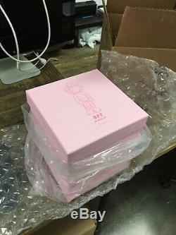 Tout Neuf! Kaws Bff Pink Plush Edition Limitée 2019 100% Authentique Dans La Main