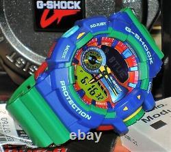 Tout Nouveau Casio G-shock Ga-400-2 Hyper Colors Rare Limited 100% Authentique