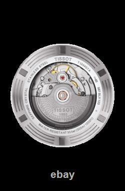 Tout Nouveau Tissot Seastar 1000 Powermatic 80 Automatique T1204071104100