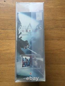 Toute Nouvelle Édition Limitée Sealed Assassin's Creed Pour Ps3 Vga Gold Classé 85+
