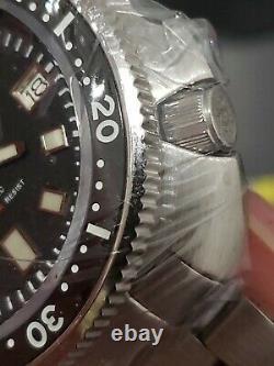 Toute Nouvelle Montre De Plongée Pour Tortue Steeldive Seiko Nh35 Automatique. En Stock