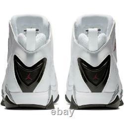 Toute Nouvelle Nike Air Jordan True Flight Basketball Sneakers White & Black Pour Homme