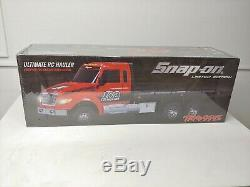 Traxxas Snap On 6x6 Hauler Truck Limited Edition Rare Toute Nouvelle Usine Sealed